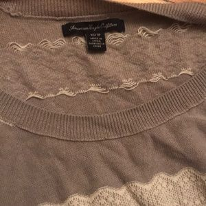 American Eagle Outfitters Sweaters - Lightweight sweater shirt